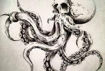 art : skull