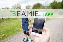 BEAMIE | App / NOCH MEHR SPASS MIT DEINEM BEAMIE MIT DER BEAMIE-APP!
