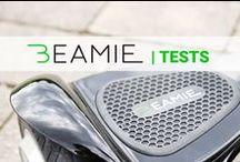 BEAMIE | Tests / Schau dir an, was der Beamie alles kann. Zahlreiche Tests bestätigen die hohe Qualität und Sicherheit des Beamie Hoverboards.