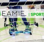 BEAMIE | Sports / Da machen selbst die größten Sportmuffel mit. Es gibt viele neue und bekannte Sportarten mit dem Beamie Hoverboard zu entdecken. Welche Sportarten fallen Euch noch ein?