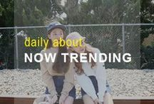 Daily About: Trending / Check out what's our hottest items right now!
