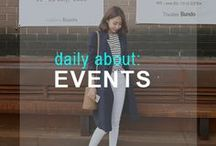 Daily About: Events