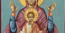 Ikonimaalausta / Ikoneita ympäri maailmaa sekä ikoneiden piirtämis- ja maalausohjeita.