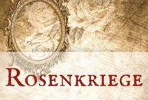 Rosenkriege / Rosenkriege, Wars of the Roses, York, Lancaster, Edward IV., Henry VI., Elizabeth Woodville, Richard III., Mittelalter, Middle ages, Margaret Beaufort, Anne Neville, Richard Neville, George Plantagenet, Margaret of Anjou, England