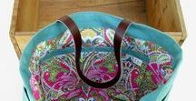 Colorful Linings / The right lining sometimes makes the bag!