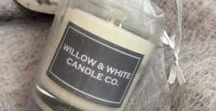 Votive Candles / A range of stylish votives hand made from natural soy wax blended with fragranced oils.