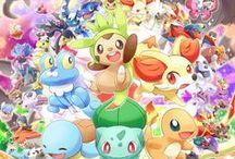 Pokémon (and fusions)