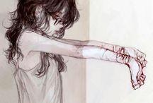 Blood, Scar