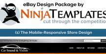 NinjaTemplates Portfolio | eBay Design Packages / See our Portfolio of Mobile-Responsive Designs | Stores, Templates & Mobile Views