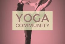 YOGA COMMUNITY / Only the highest quality yoga related pins, including; tips for beginners, poses, workout routines, inspirational quotes, clothes & equipment.