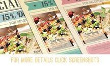 Cafe Flyer Design 1
