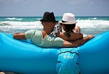 BagMate Unique Inflatable Sofa / Lounger / The ultimate inflatable lounger for your OutDoors activities