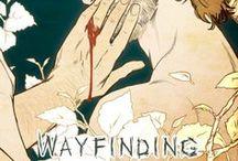 Wayfinding hannigram comic / NSFW