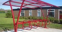 Cycle shelters / Whatever your needs, here at Miko Engineering we will provide you with bike shelters for any sector. Take a look at our site for more information.