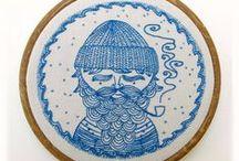 Thread addict / Weaving, embroidery...