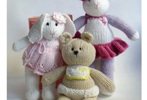 sew, knit & crochet / by Karen CyLeung