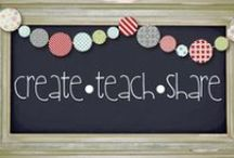 Classroom Ideas / by Jamie Spradlin