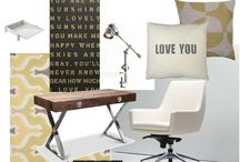 Office/Guest Room Inspiration