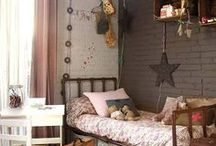 Kids rooms / by Barb Fisher