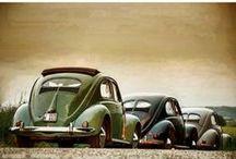 Volkswagons / by Maggie Kremer