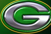 Green Bay Packers / by Jennifer Jones-Miller