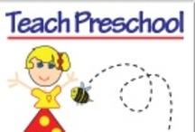 Pre-School Activities / by Renee-Craig O'Connor