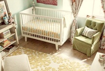 baby nursery / The cradle will rock