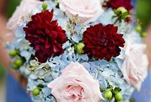 ~ WEDDING BOUQUETS ~ / What you carry on your wedding day should be a reflection of you and your style! / by BeeCustom Design