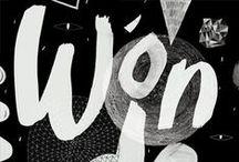 Typography & Lettering / by Carmen Navarrete