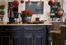 Back in Black..Home Ideas / by Shannon Hoag
