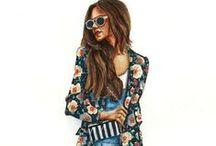 Fashion Illustration / by Carmen Navarrete
