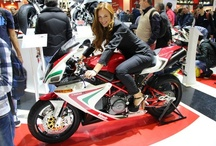 Milan Italy EICMA Motorcycle EXPOSITION