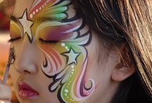 face painting  / Face art