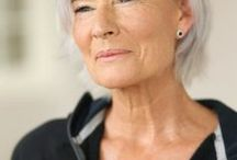 getting older beautifully natural / by Wendy McWilliams