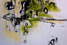 when i started creating art 2009-2011 works / by Wendy McWilliams