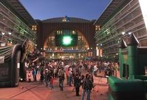 Dallas Stars Party On The Plaza
