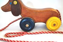 wooden toys / Got wood