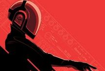 Futuristic / Art about Robots, futuristic places and super advanced technology / by Carmen Navarrete