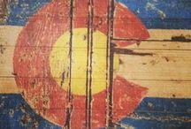 Vintage Colorado / by Sandi White-Olsen