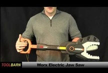 JawSaw Video Reviews / Reviews about the WG307 WORX JawSaw #WORX #JawSaw / by WORX Tools