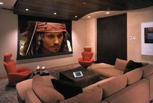 Movie room / Entertainment