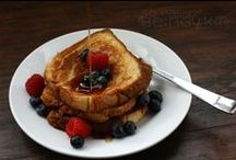 Breakfast Ideas and Recipes / A collection of delicious breakfast recipes.