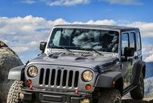 i heart my jeep / by Wendy McWilliams