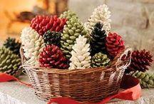 christmascrafts & decoration - χριστουγεννιατικα στολιδια & κατασκευες