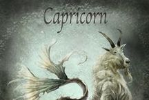 Capricorn stuff / by Donna M. Holland