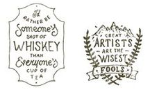 Typography / by Ashleigh Huseth