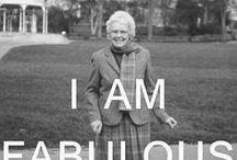 This Makes Grandma Smile / Things we find humorous. Things we find true. Things we find endearing.