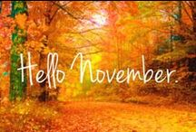 It's Autumn! / All the wonderful things to see, do, and dream about this fine season.