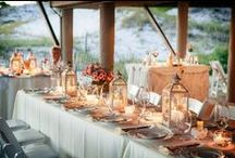 Lanterns!!!! / One Lantern - decorated sooo many ways!  Wedding Rentals by Its Personal Wedding Staging and Design, Milton, FL