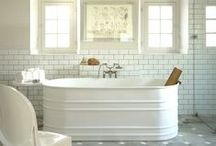 Where to wash / Bathroom related